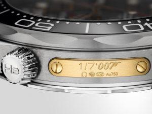 Numbered 18 k Golg Plate watchbazar.com