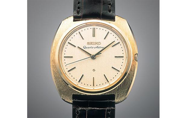 "1969 Seiko Quartz Astron 35SQ ""The World's First Quartz Wrist Watch"""